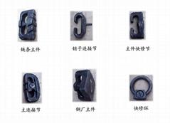 装载机轮胎保护链,配件