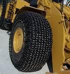 各种装载机优质轮胎保护链,配件,防滑链