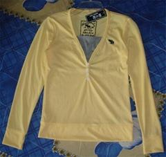 供應庫存7.5元清韓單女式秋裝長袖針織衫