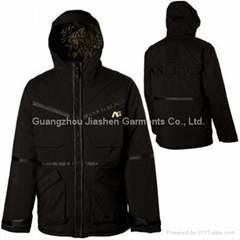 AG 7 Crowns Jacket - Men's