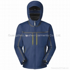 Mountain Hardwear Synchro Ski Jacket(blue)