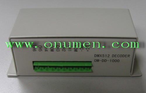 DMX512 Decoder 1