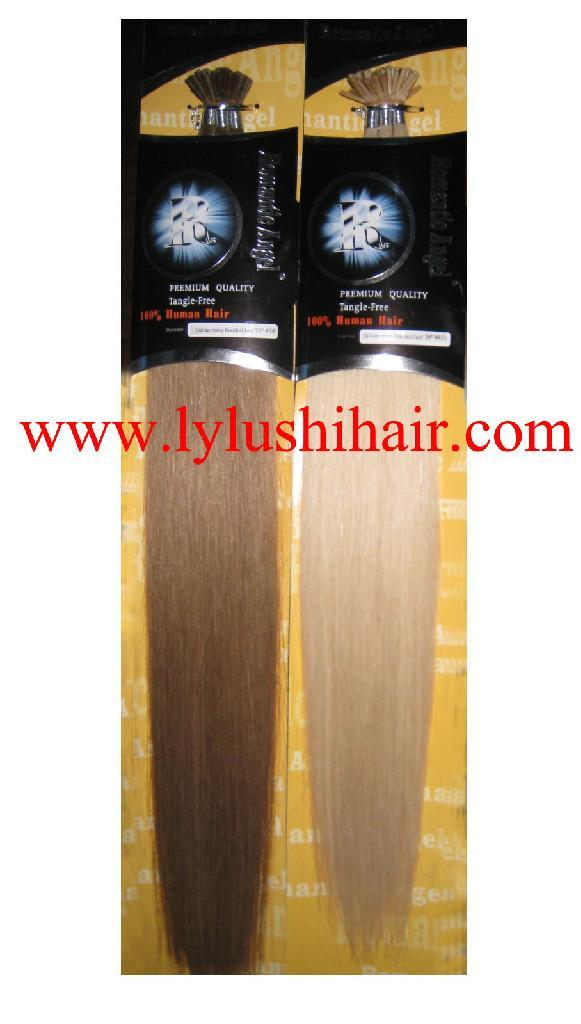 Keratin Hair Extensions Remy Hair Romantic Angel China