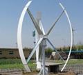 vertical H  type wind energy turbine