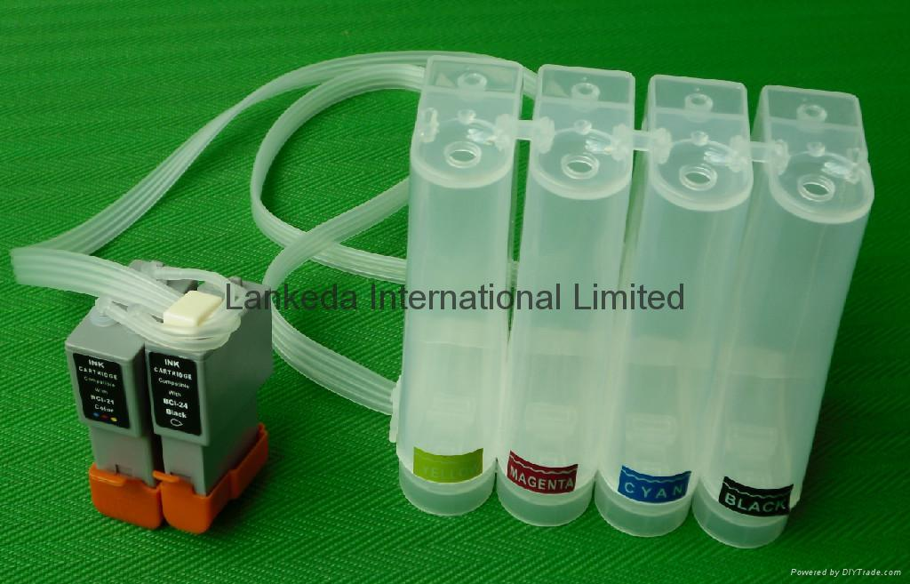 Continuous ink supply system for Canon ip1000 ip1500 ip2000 mp390  2