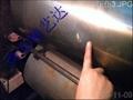 印刷机滚筒在机维修环保电刷镀快速修复 1