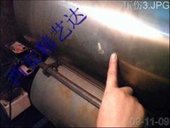印刷机滚筒在机维修环保电刷镀快速修复