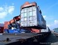 中国到俄罗斯海运  全国起步
