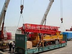 中国至吉尔吉斯斯坦国际铁路运输