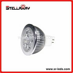 MR16 4W LED射燈
