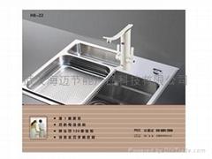 廚房型快速電熱水龍頭
