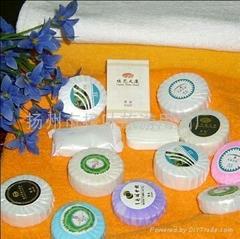 酒店一次性香皂 酒店小香皂  宾馆香皂  小香皂