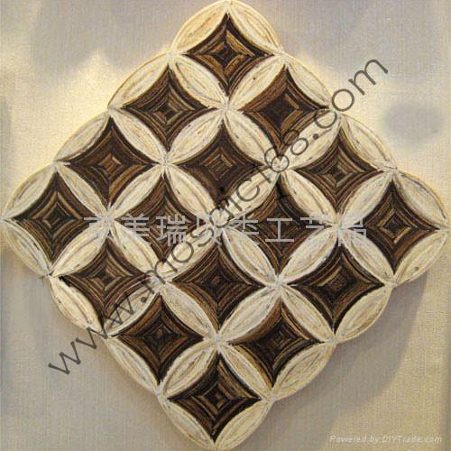 椰壳墙面板   5