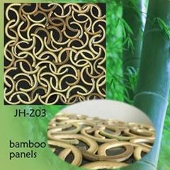 竹圈装饰板