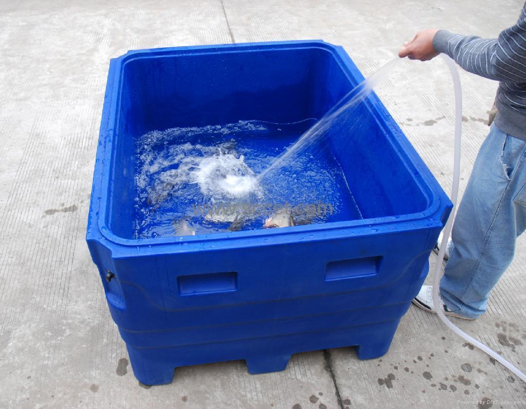 Fish Tub/Fish Bin/Insulated Plastic Fish Tubs and Bins - SB3-A400 ...