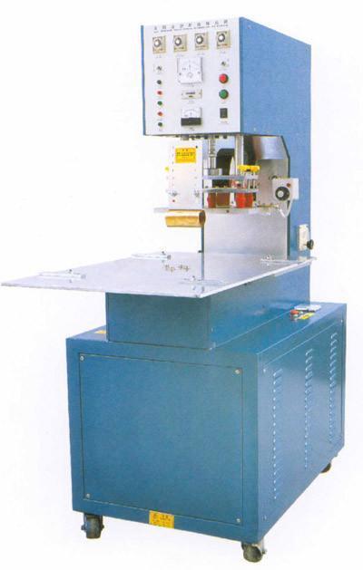 供应RG-5000S单头转盘式高周波机 1