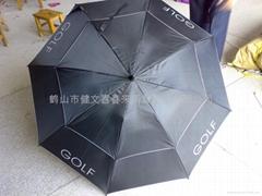 高爾夫雨傘