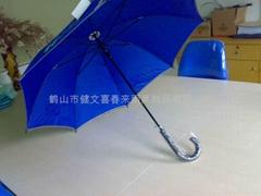 中山雨伞厂广告伞