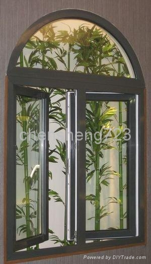 UPVC casement window 2