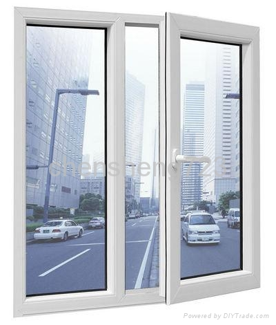 Upvc doors and windows ts 010 tiansheng china for Buy new construction windows online