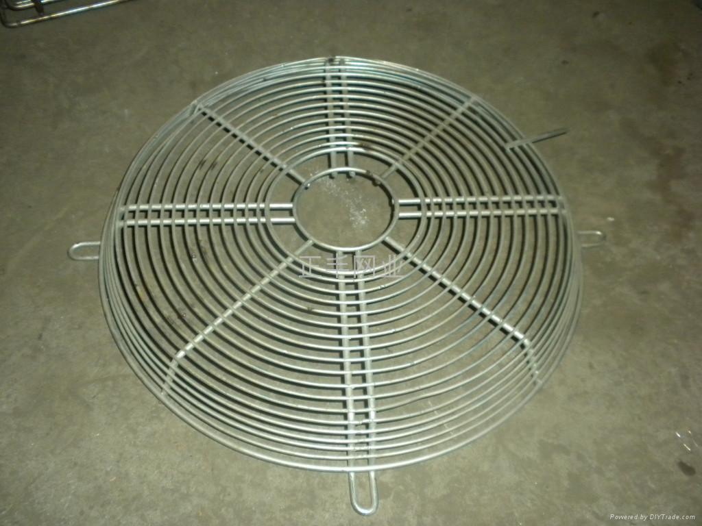 不鏽鋼風機罩 2