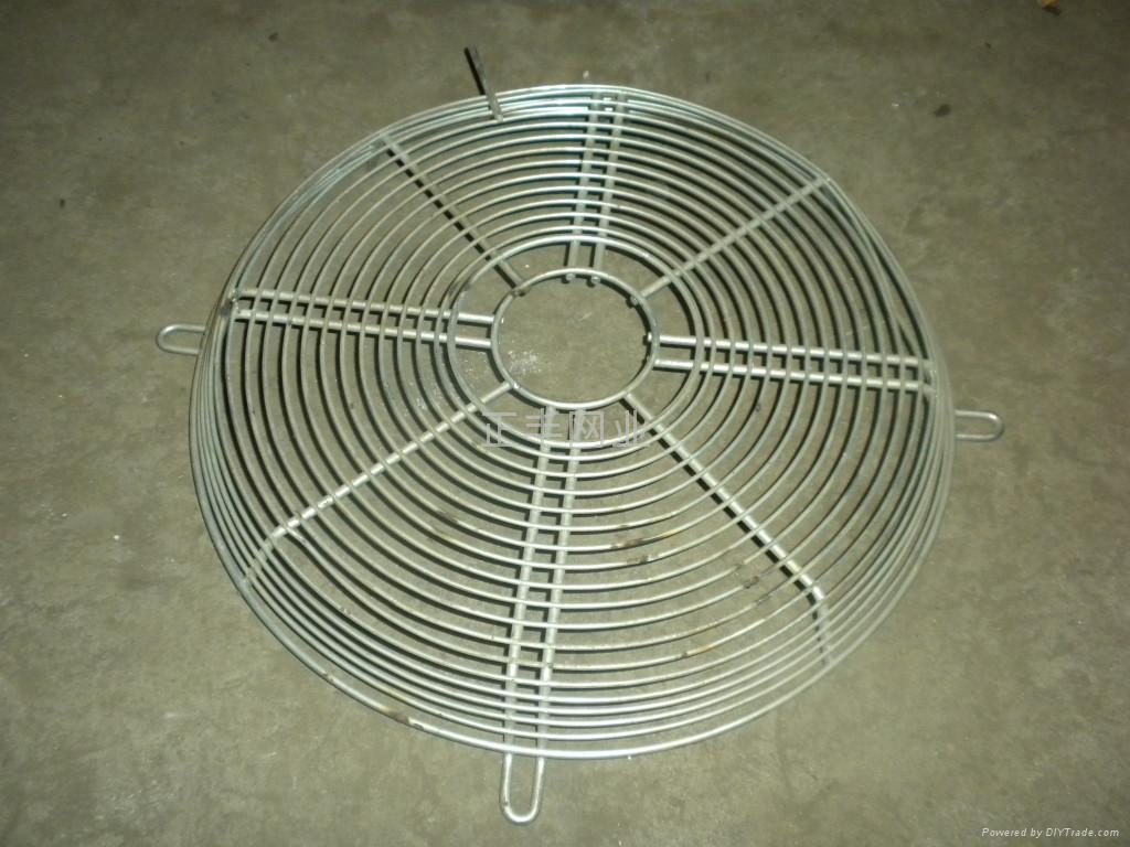 不鏽鋼風機罩 3