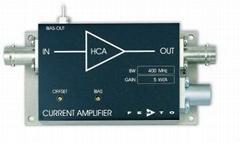 低噪声电压电流放大器