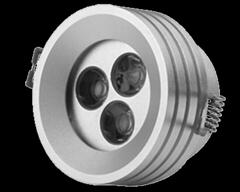 led recessed lamp, down light, spotlight