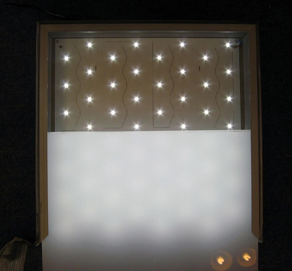 led light box mf mcfion hong kong trading company light box lighting products. Black Bedroom Furniture Sets. Home Design Ideas