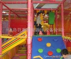 山東淘氣堡儿童樂園
