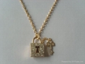 chain necklace with nice pendant