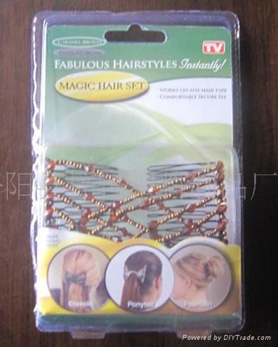 AS SEEN ON TV EZ Combs Hair Clip 2