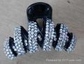 Diamond hair clip 3
