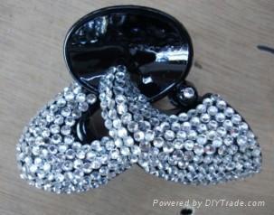 Diamond hair clip 4