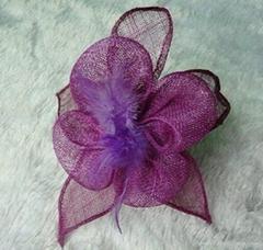 H-00172 fashion paper-woven handmade hairband