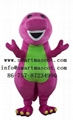 barney the dinosaur costume