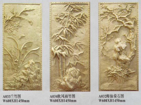 砂岩浮雕 - 昌隆砂岩 (中国 江