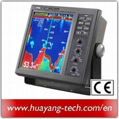 High Power 1KW/2KW TFT LCD Fish Sounder