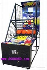 南京投籃機,南京籃球機,街頭籃球機