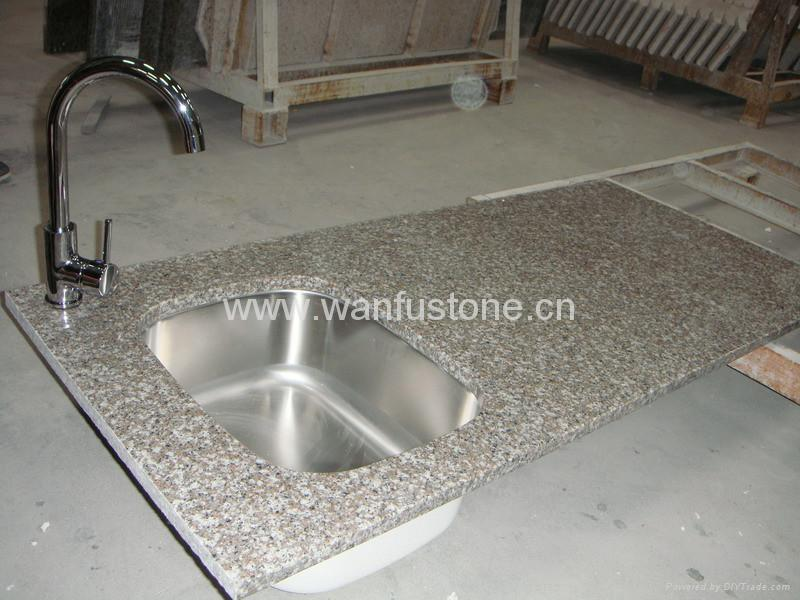 Kitchen Countertop Manufacturers : Kitchen countertop,Kitchen worktop,Granite countertop - WFCM 001 ...