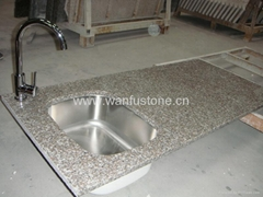 Kitchen countertop,Kitchen worktop,Granite countertop