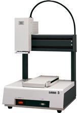 高刚性并实现了反复定位精度±0.01mm 的小型3轴机械手
