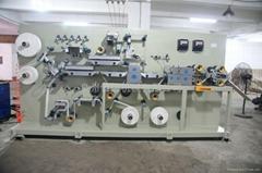 depilatory wax strip machine
