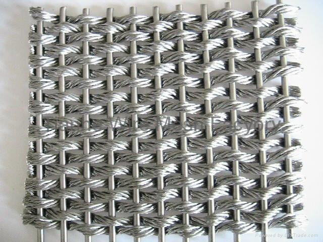 Architectural Wire Mesh China Manufacturer Wire Mesh - Architectural wire mesh