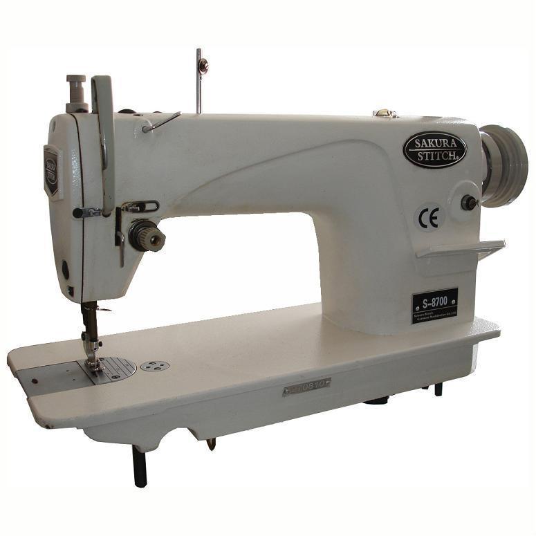 單針高速平縫機 1