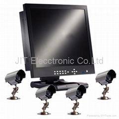 17 INCH DVR BUIILT-IN LCD COMBO/LCD DVR COMBO