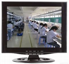 15 INCH CCTV LCD MONITOR