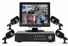 12 inch LCD DVR SYSTEM