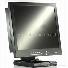 19 inch LCD DVR COMBO