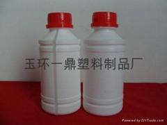250ML透明线塑料瓶